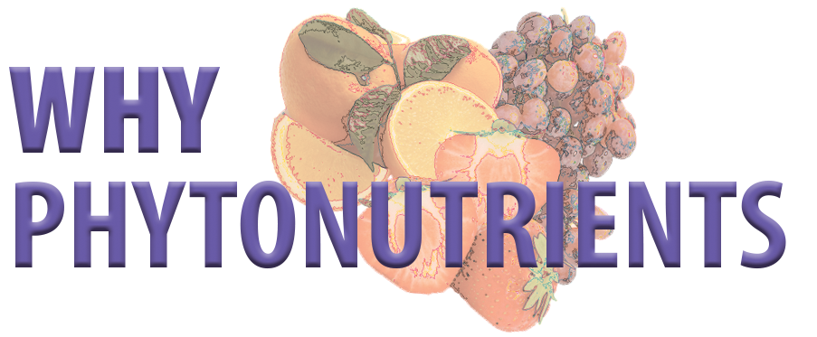 Why Phytonutrients
